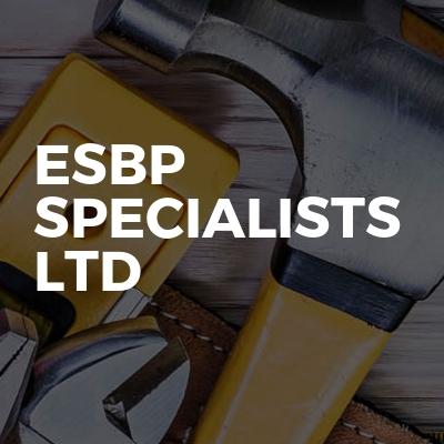 Esbp specialists Ltd