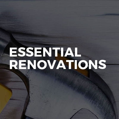 Essential Renovations