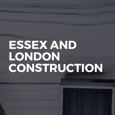 Essex And London Construction