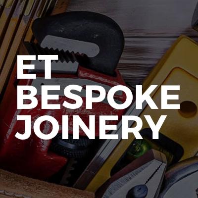 ET Bespoke Joinery