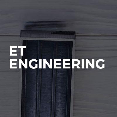 Et engineering