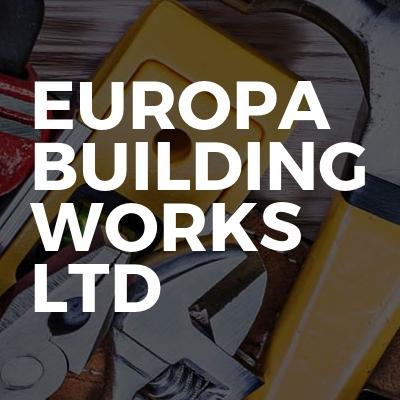 Europa Building Works Ltd