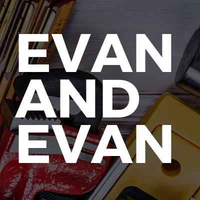 Evan And Evan