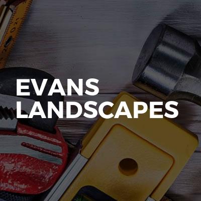 Evans Landscapes
