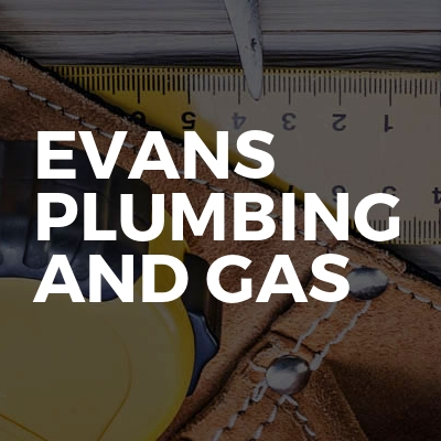 Evans plumbing and Gas