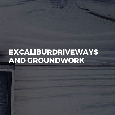 Excaliburdriveways And Groundwork