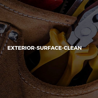 Exterior-Surface-Clean