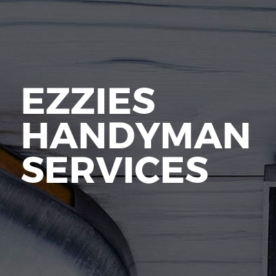 Ezzies Handyman  Services
