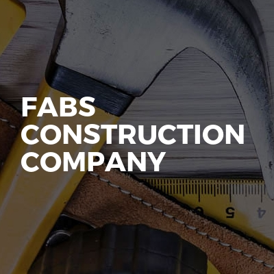 Fabs construction company