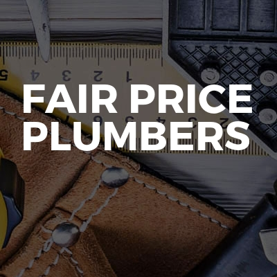 Fair price plumbers