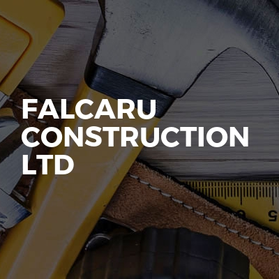 FALCARU CONSTRUCTION LTD