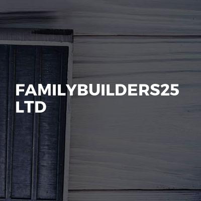 familybuilders25 ltd