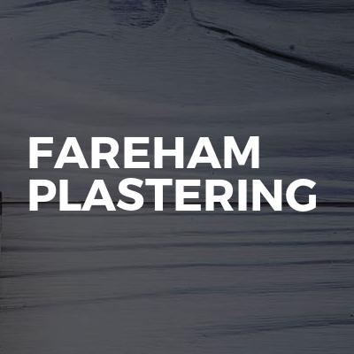 Fareham plastering