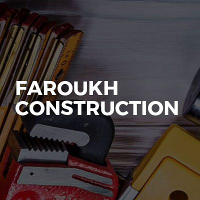 Faroukh Construction
