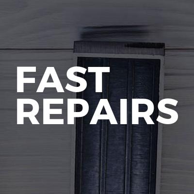 Fast Repairs kings Lynn