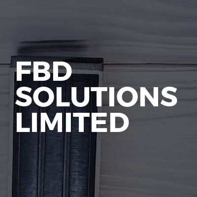 Fbd Solutions Limited