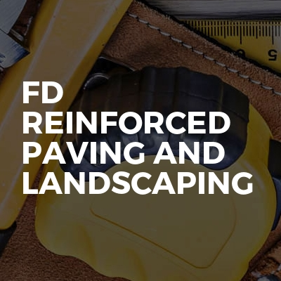 Fd Reinforced Paving And Landscaping