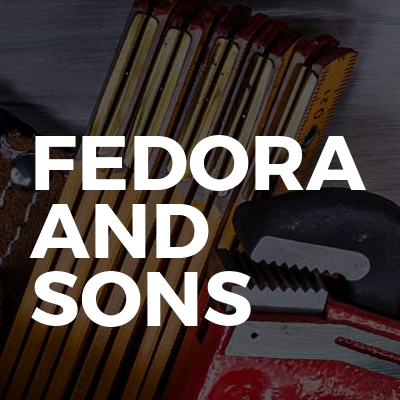Fedora and sons