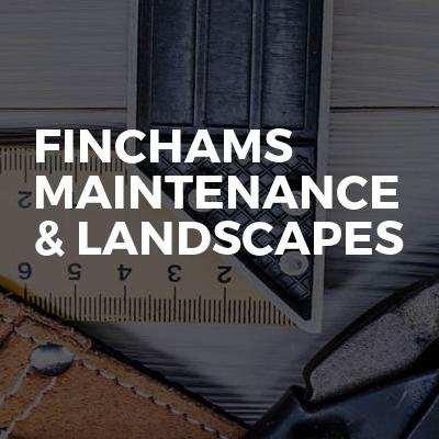 Finchams Maintenance & Landscapes