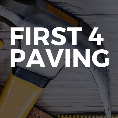 First 4 paving