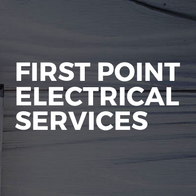 First Point Electrical Services