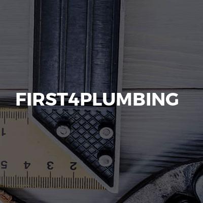 First4plumbing