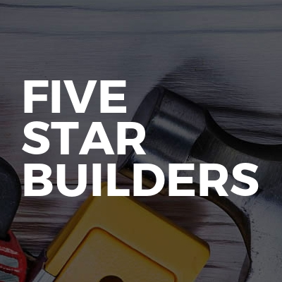 five star builders