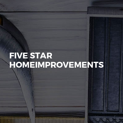 Five star homeimprovements