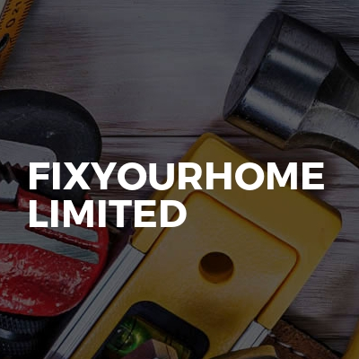 FixYourHome Limited