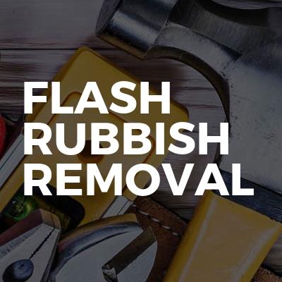 Flash Rubbish Removal