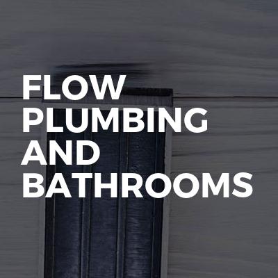FLOW Plumbing And Bathrooms