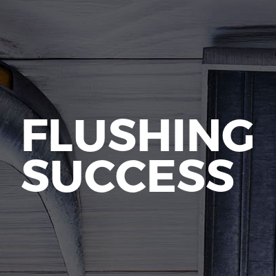 Flushing success