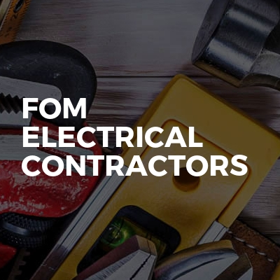 FOM Electrical Contractors