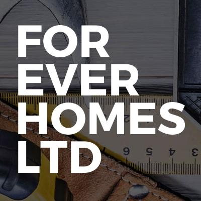 For Ever Homes Ltd