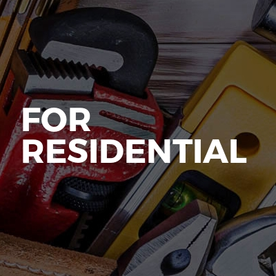 For Residential