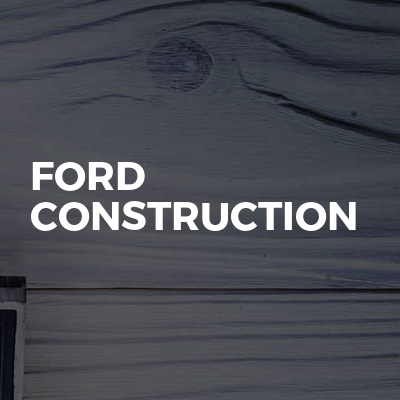 Ford Construction