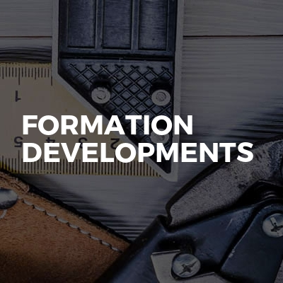 Formation Developments