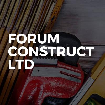 FORUM CONSTRUCT LTD