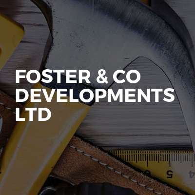 Foster & Co Developments ltd