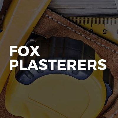 Fox Plasterers