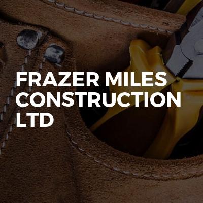 Frazer Miles Construction Ltd