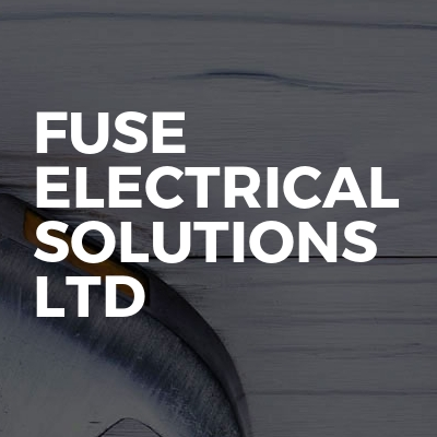 Fuse Electrical Solutions Ltd