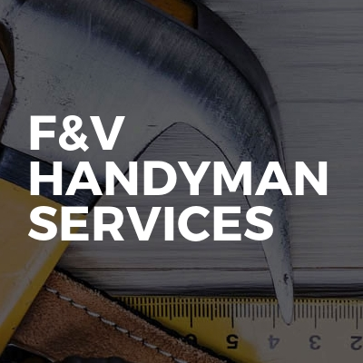 F&V handyman services