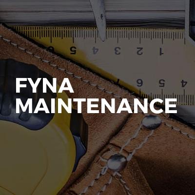 Fyna Maintenance