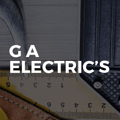 G A Electric's