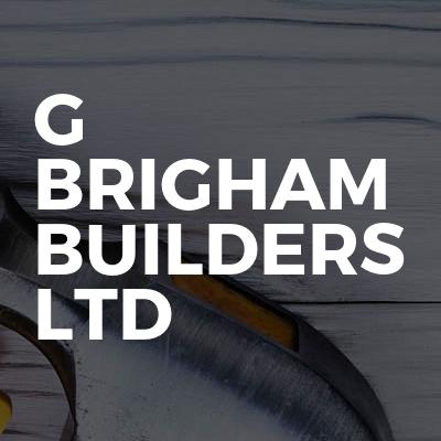 G Brigham Builders Ltd