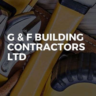 G & F Building Contractors Ltd