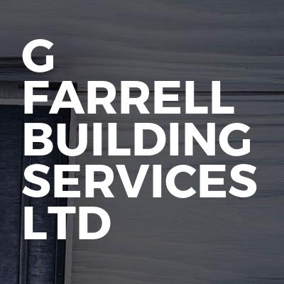 G Farrell building services ltd
