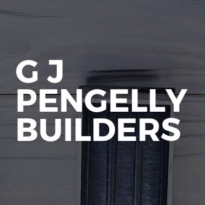 G J Pengelly Builders
