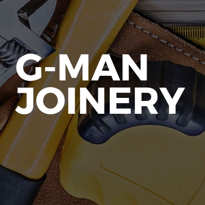 G-MAN JOINERY